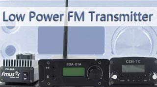 Low Power FM Transmitter