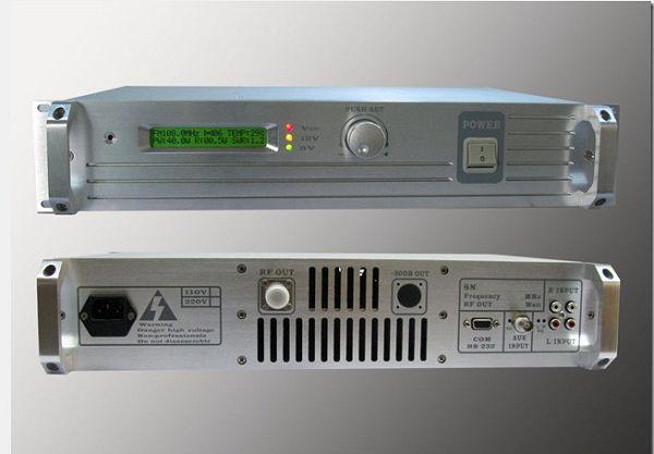 ST-15B 15W FM transmitter stereo PLL radio broadcast Only